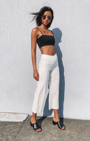 Churchtown Pants White