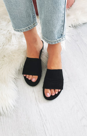 Therapy Grazer Slides Black