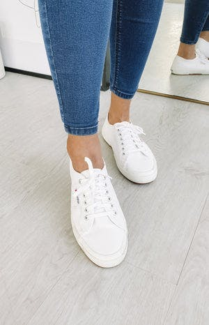 Superga 2750 COTU Classic Canvas Sneaker White