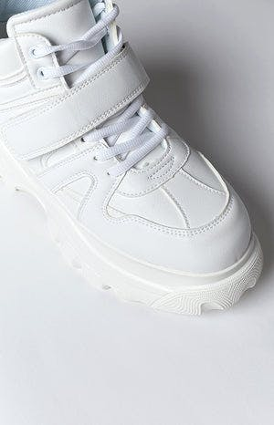 Verali Bounce Sneakers White Smooth